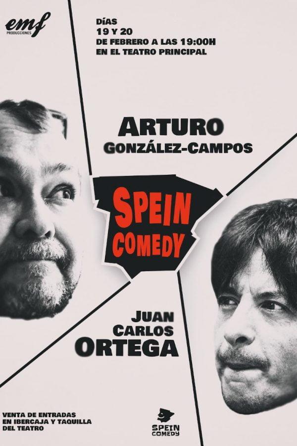 Estreno Spein Comedy, Zaragoza, 19/02/21