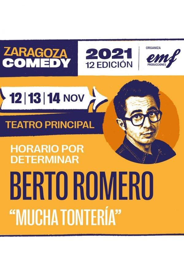 Mucha Tontería, Zaragoza Comedy, 12/11/2021